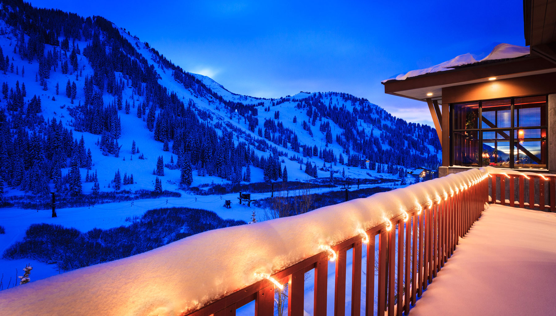 Alta's Rustler Lodge - Utah Ski Resort Lodging