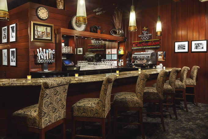 Full Service Bar | Alta's Rustler Lodge