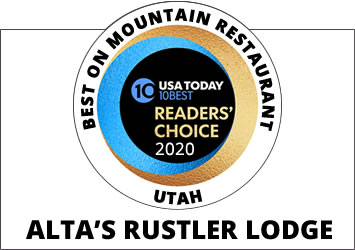 Alta's Rustler Lodge | Best On-Mountain Restaurant in Utah | USA TODAY