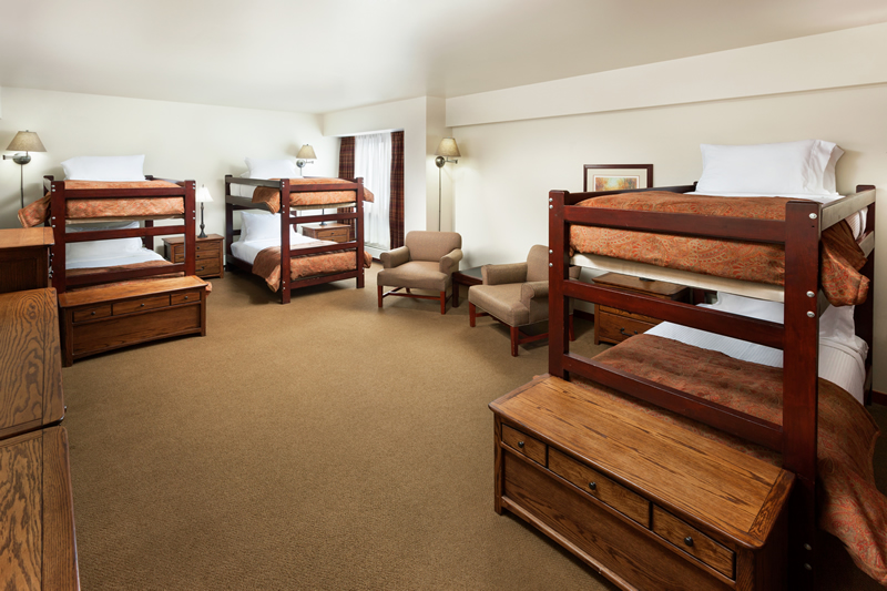 Hotel Rooms & Lodging Prices | Alta\'s Rustler Lodge | Alta, Utah