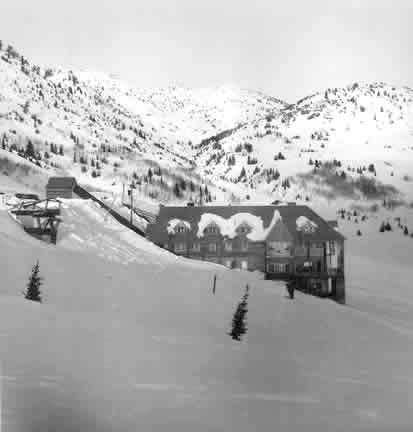 Original Rustler Lodge, Alta, Utah