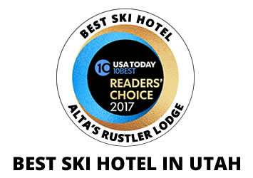 Alta's Rustler Lodge | Readers Choice | Best Ski Hotel in Utah