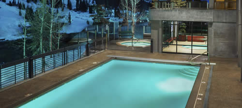 Amenities & Spa at Alta's Rustler Lodge