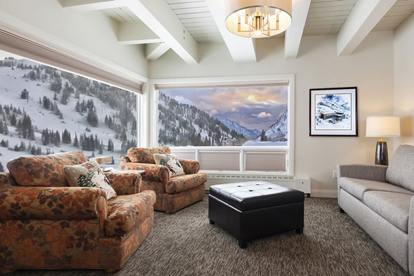 Hotel Rooms & Lodging | Alta, Utah